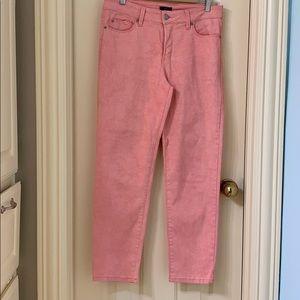 NYDJ patterned jeans